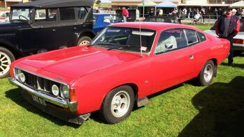 1973 Valiant Charger 340 V8 Coupe