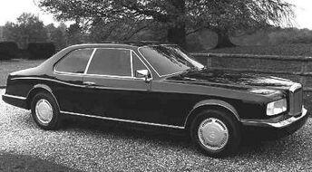 Bentley Project 90