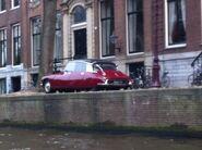 Citroen DS at Amsterdam