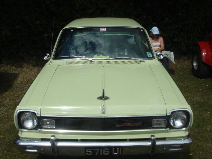 1960 AMC RAMBLER AMERICAN FUEL GAS GAUGE NOS TYPE 2