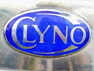 Clyno Badge, RK