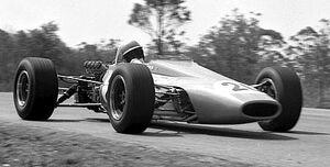 1968 Bowin P3 - Glyn Scott