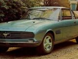 Ford Mustang (Bertone)