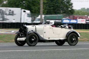 Talbot-90-Brooklands-Tourer, Chassis 29901 - 2006 Le Mans Classic