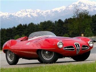 1952 Alfa Romeo C 52 Disco Volante Spider 04