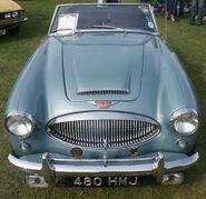 Austin healey 3000 Mk2