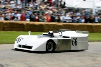 Chaparral 2J-Chevrolet. Chassis 2J001 - 2007 Goodwood Festival of Speed