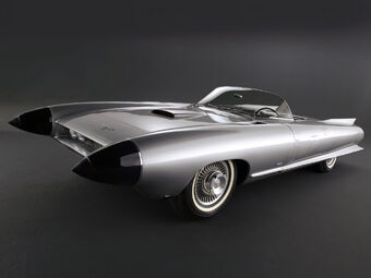 Cadillac XP-74 Cyclone