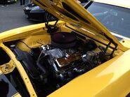 BIg ass 502 camaro engine