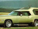 Cadillac TAG Function Car