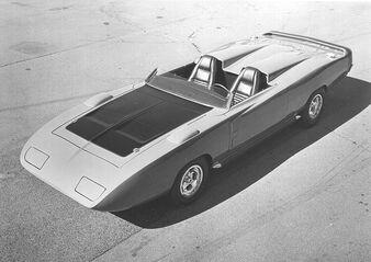 Dodge Super Charger