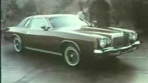 1975 Chrysler Cordoba