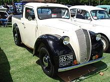 1949 Morris Series Z Utility