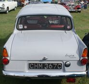 Ford Anglia Deluxe rear
