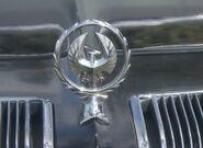 Chrysler Imperial Badge