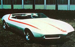 Pontiac Banshee II