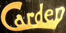 Carden logo