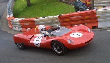 Elfin Mallala sports racing car