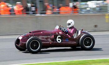 1953 Cooper Bristol T24-25 at the 2009 VSCC Oulton Park, Wiki