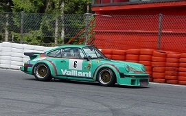 Porsche 934, Chassis 930 670 0166, at the 2003 RMU Classic WM