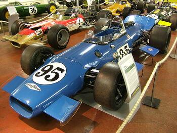 1968 Brabham BT25