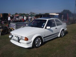 Ford escort 93 door panel
