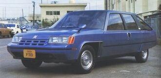 Toyota F110