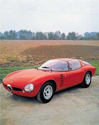 1964 Bertone Alfa-Romeo Canguro 08