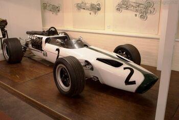 McLaren-M2B-Ford Chassis M2B-2 - Donnington Grand Prix Collection WM