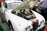 Jaguar Mark 2 - Oz Racecar