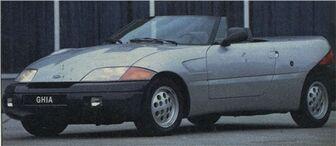 1983 Ghia Ford Barchetta 01