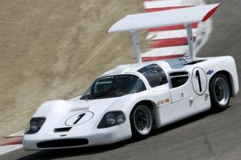 Chaparral 2F-Chevrolet Chassis 2F002 - 2005 Monterey Historic Automobile Races WM