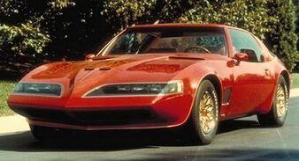 Pontiac Banshee III
