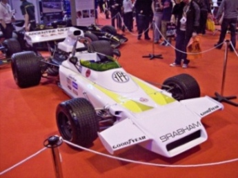 Brabham BT37 at the 2012 Racing Car Show, NEC, Birmingham