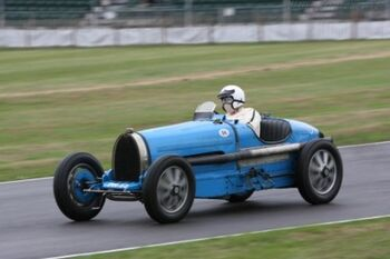 Bugatti Type-54 Grand Prix Chassis 54201 2006 Goodwood Revival
