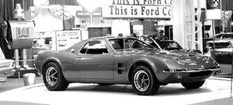 Ford Mach 2