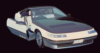 Toyota FX-1