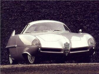 1955 Bertone Alfa-Romeo BAT-9 09