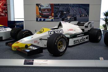 Williams Honda FW09 at the Honda Collection Hall, Japan FL