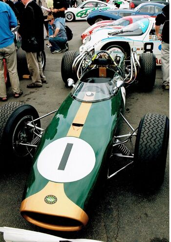 Repco Brabham BT 19