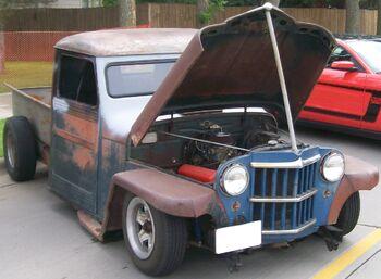 Willys Truck