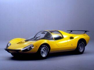 Ferrari Dino 206 Competizione