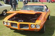 Pontiac Firebird front