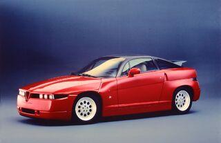 Alfa Romeo SZ (ES-30)
