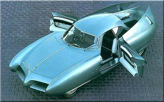 1954 Bertone Alfa-Romeo BAT-7 04