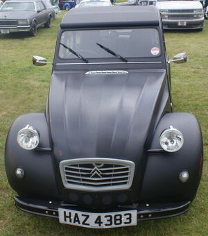 Citroën 2CV | Classic Cars Wiki | FANDOM powered by Wikia