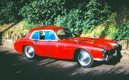 1962 Ashley Sportiva Coupe Mk I