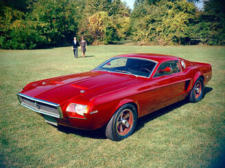 Ford Mustang Mach 1 Prototype