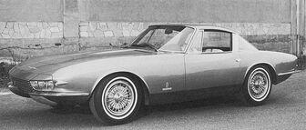 1964 Pininfarina Chevrolet Corvette Rondine Coupe (II) 02