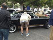 Black GT350H